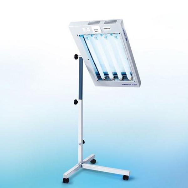 UV-Bestrahlungsgerät medisun 250