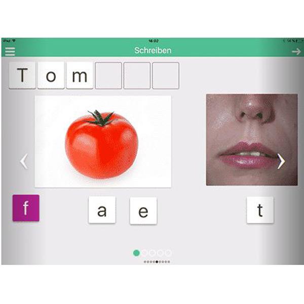 Aphasie-App für Patienten und Patientinnen