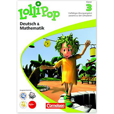 Lollipop Deutsch und Mathematik