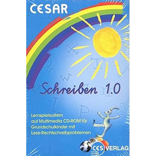 CESAR Lernsoftware Hülle