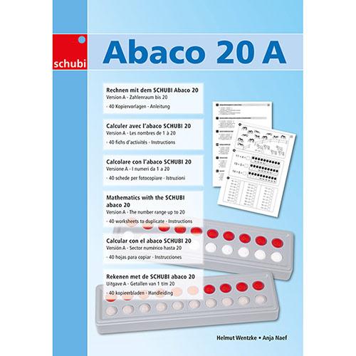 Rechnen mit dem SCHUBI Abaco 20 A