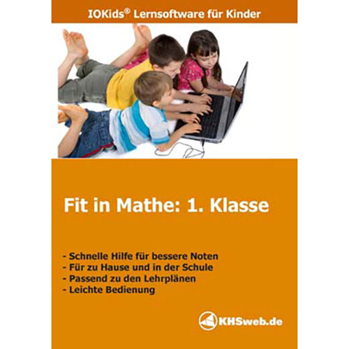 Fit in Mathe – Lernprogramme 1. Klasse