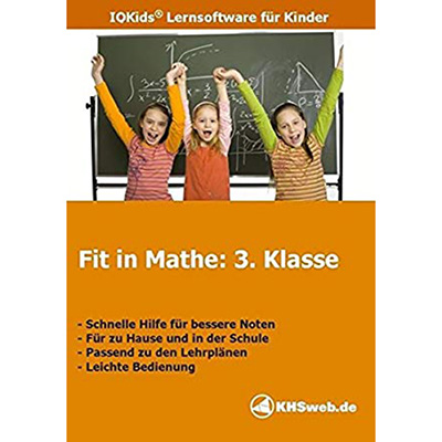 Fit in Mathe – Lernprogramme 3. Klasse