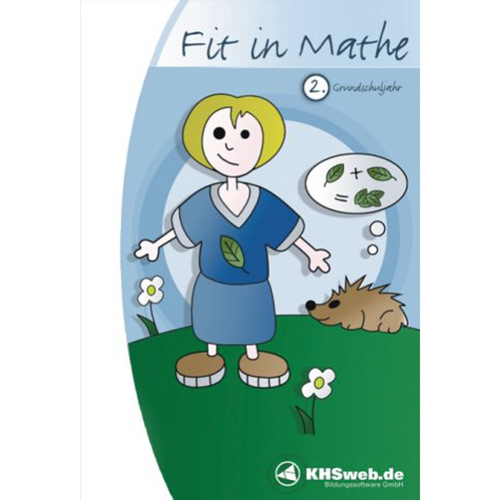 Fit in Mathe – Lernspiele 2. Klasse