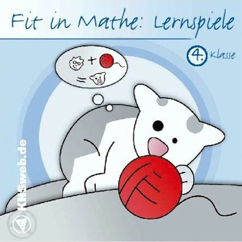 Fit in Mathe – Lernspiele 4. Klasse