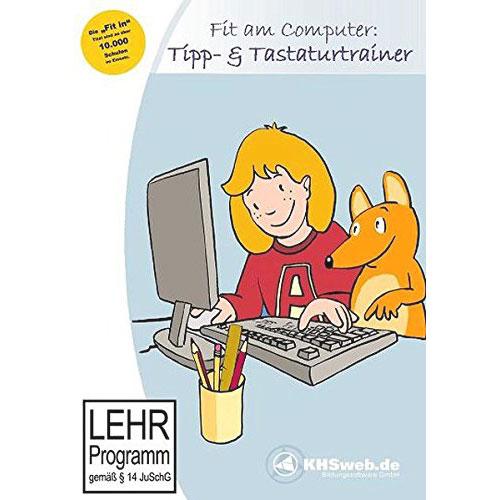 Fit am Computer: Tipp- und Tastaturtrainer