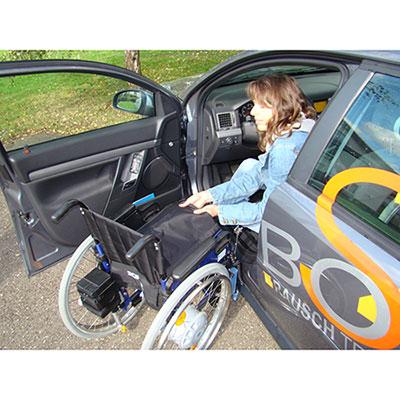 E-Rollstuhlfalthilfe FALTBOY