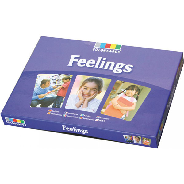 ColorCards Gefühle (Neuauflage)