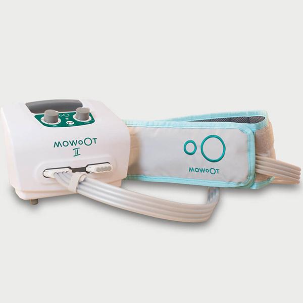 MOWOOT II Pneumatik-Tischgerät und Manschette