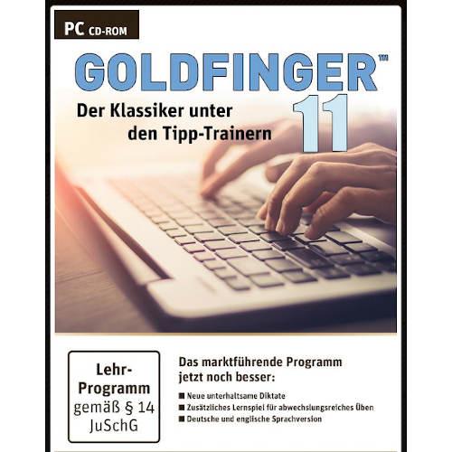 Lernsoftware Goldfinger 11