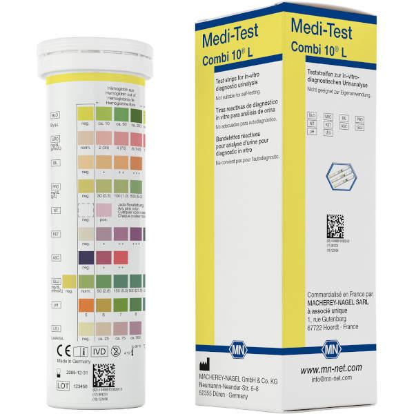 Medi-Test Combi 10 L
