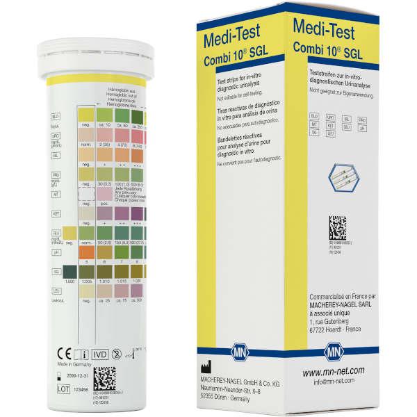 Medi-Test Combi 10 SGL