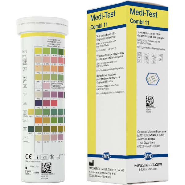Medi-Test Combi 11