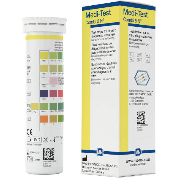 Medi-Test Combi 5 N