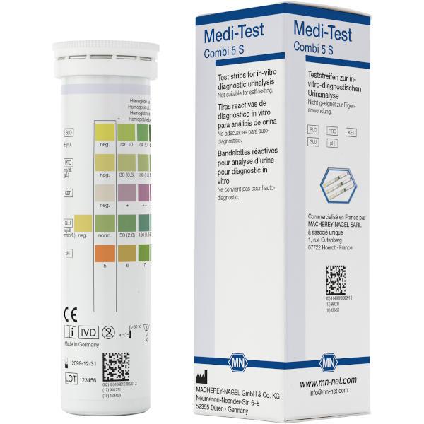 Medi-Test Combi 5 S