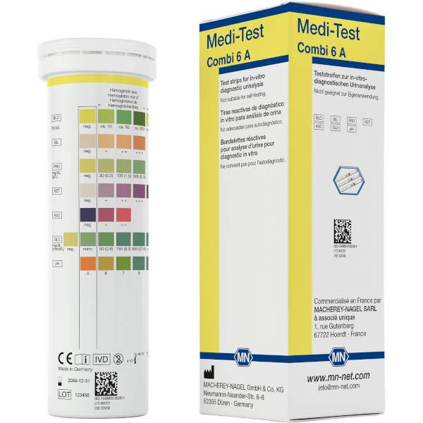 Medi-Test Combi 6 A