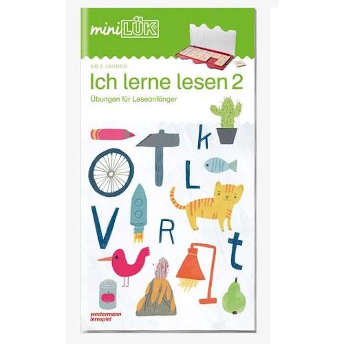 miniLÜK Ich lerne lesen 2