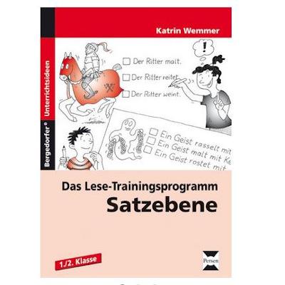 Das Lese-Trainingsprogramm - Satzebene