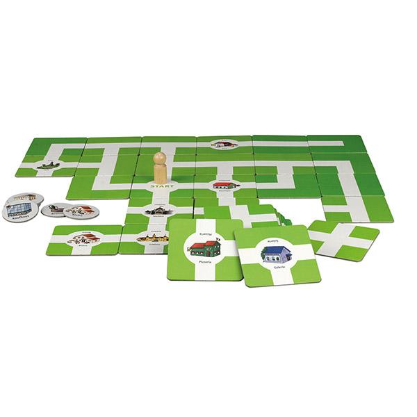 NEUROvitalis - Stadtplanspiel