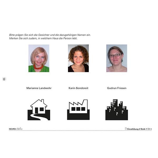 NEUROvitalis - Übungsordner