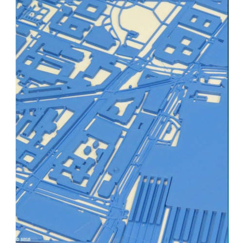 Taktile 3D-Karten