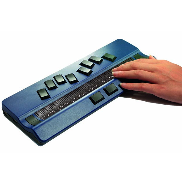 Mobile Braillezeile Connect Braille