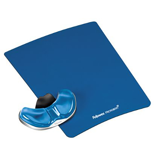 Health-V™ Crystal Gleitende Handballenauflage, blau