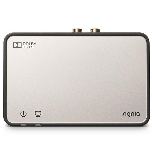 Signia StreamLine TV Bluetooth Sender - Draufsicht