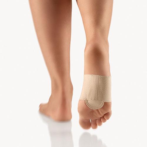 Metatarsal-Bandage mit Pelotte