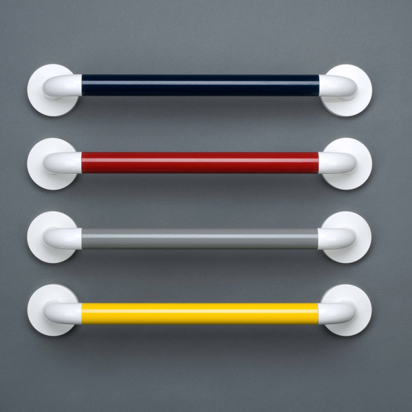 Wandhaltegriff, Standard-System, unterschiedliche Farben