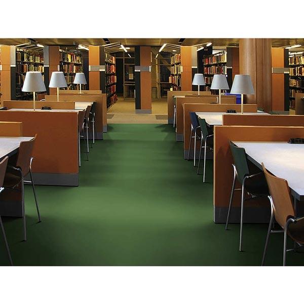Bodenbelag decoelast - Bibliothek