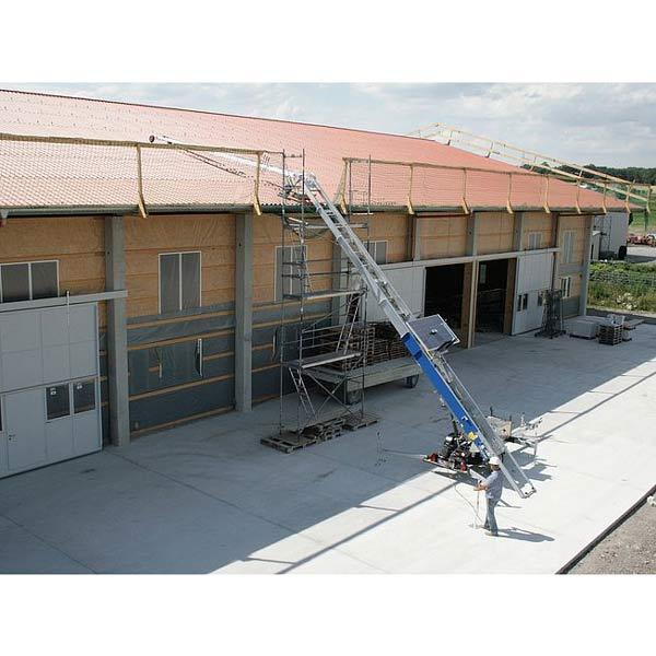 Bauaufzug Avario HD 27 K im Einsatz