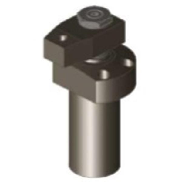 Hydraulik-Schwenkspannzylinder