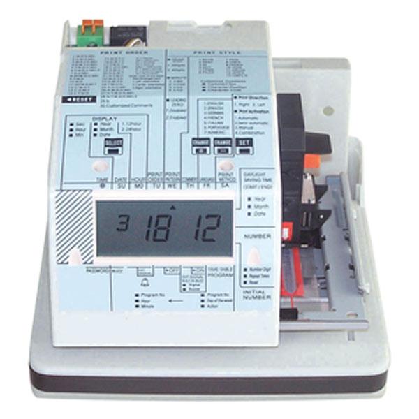 Elektrostempel timestamp 131
