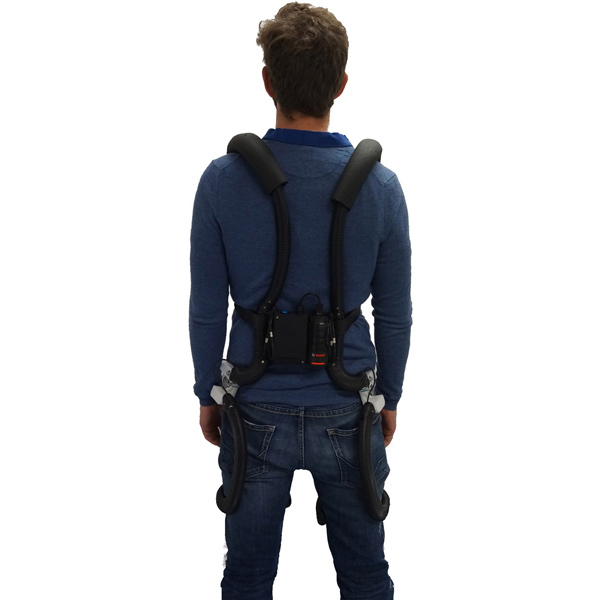 ErgoJack - Rückenansicht