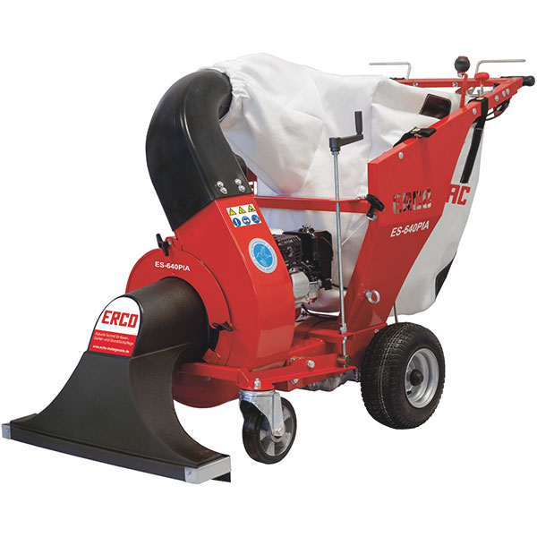Laub- und Abfallsauger ES-640PIA