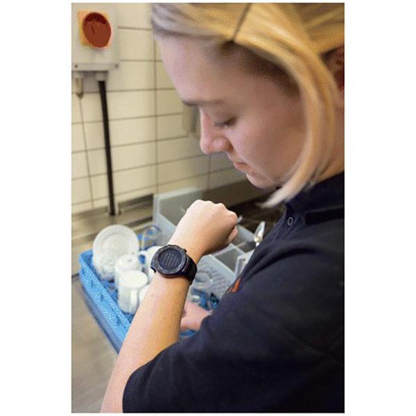 Anwendung mit Smartwatch