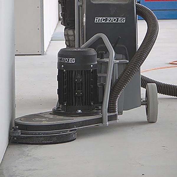 Bodenschleifmaschine HTC 270 EG