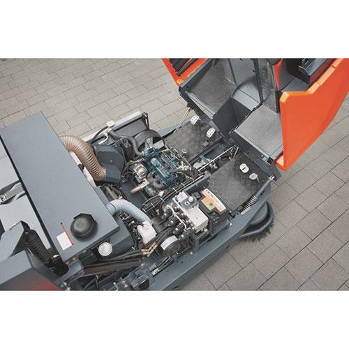 Sweepmaster B/P/D1500 RH - Motor