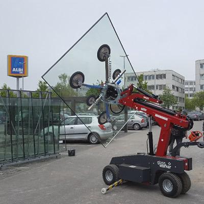 Glaslifter Glassworker GW 625-2