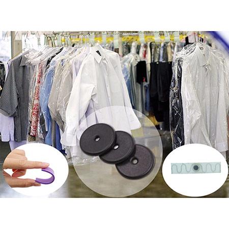 Beispiel RFID-Chips in der Wäscherei