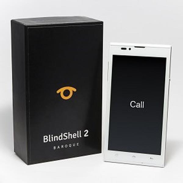 BlindShell2 Touchscreen Handy