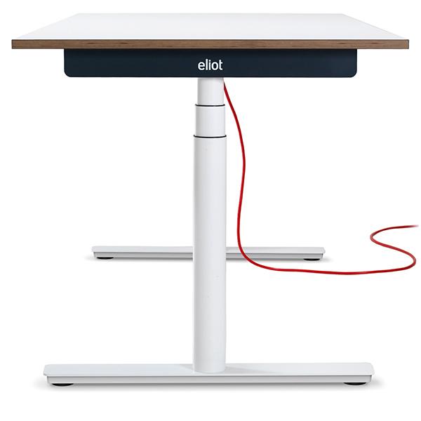 eliot Schreibtisch höhenverstellbar