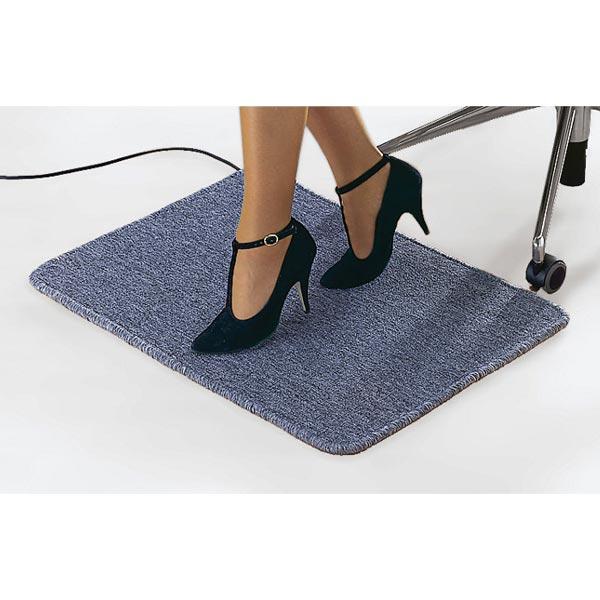 Heizbare Fußmatte