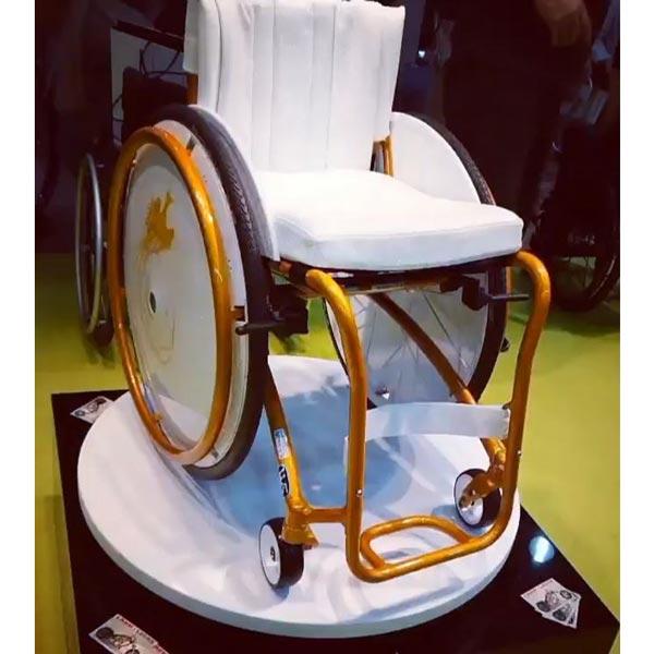 Hochzeit - Rollstuhl