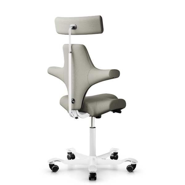 HÅG Capisco 8107 - classic saddle seat & headrest