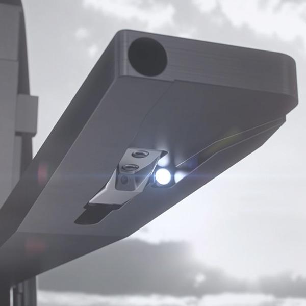 SmartFork - Kamera