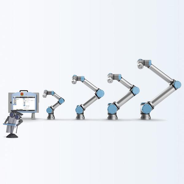 UNIVERSAL ROBOTS - unterschiedliche Größen
