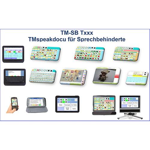 TM-Sb Txxx TMspeakdocu für Sprechbehinderte