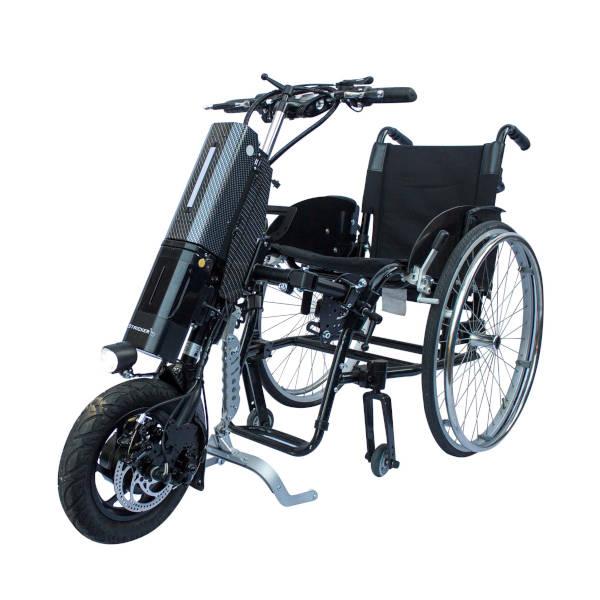 Lipo Lomo Pico an Rollstuhl